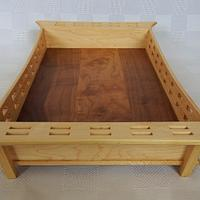 PRAIRIE TRAY - Woodworking Project by kiefer
