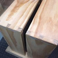 saw bench - Woodworking Project by delicatetouch