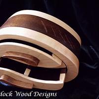 """Keepsake Box """"Yin Yang"""" - Woodworking Project by Angela Maddock"""
