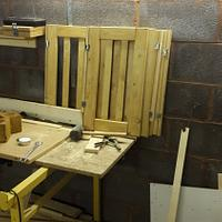 Just started  - Woodworking Project by Renars
