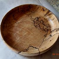 Small Bowl - Woodworking Project by Tony