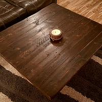 Wine barrel coffeetable - Woodworking Project by Maderhausen