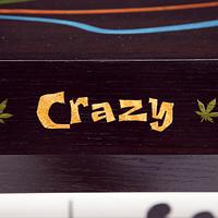 CRAZY - Woodworking Project by CindyG