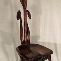 Snaker Style Chair # 1 - Rise of the Cobra - Woodworking Project by Woodbridge