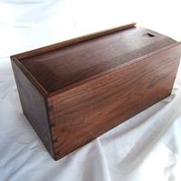 Candle Box - Woodworking Project by Lew