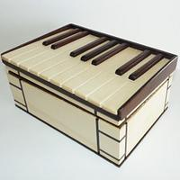 PIANO BOX - Woodworking Project by kiefer