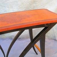 Hall Table - Woodworking Project by tinnman65