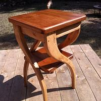Twisted - Woodworking Project by Timber