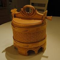 Traditional Norwegian Amber - Woodworking Project by Mike40