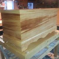 Aspen Hope Chest - Woodworking Project by Chris Tasa
