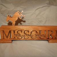 monogram and Missouri - Woodworking Project by Kepy