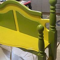 Headboard Bench - Woodworking Project by James