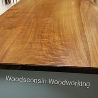 Daughter's Desk Build  - Woodworking Project by Jeff Vandenberg