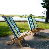 Deck Chairs - Woodworking Project by Manitario