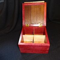 Small Tea Boxes - Woodworking Project by Ellen