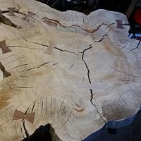Tree Base Slab Table