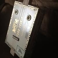 Another cigar box guitar  - Project by jim webster