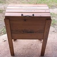 Charbonnet Ice Chest - Woodworking Project by JrsWoodWorx