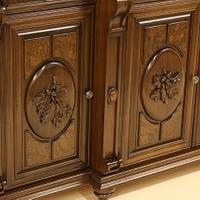 Two Sided Buffet - Woodworking Project by Dennis Zongker