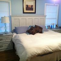 Headboard - Woodworking Project by Bulldawg