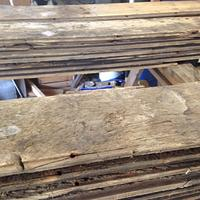 Barnwood Countertops - Woodworking Project by Boone's Woodshed