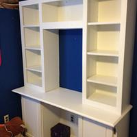 Desk for my daughter - Woodworking Project by Dusty1