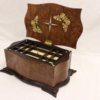 """""""GEM BOX""""  - Woodworking Project by Dennis Zongker"""