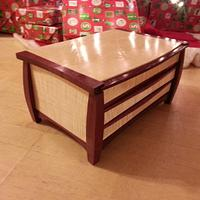 Old Project - Jewelry Box - Woodworking Project by David E.