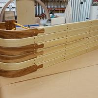 Toboggan - Woodworking Project by Les Hastings