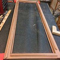 Window Frame - Woodworking Project by MJCD