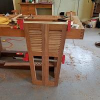 Louvered Doors - Woodworking Project by shipwright