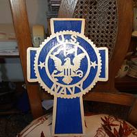 military plaques - Woodworking Project by Kepy