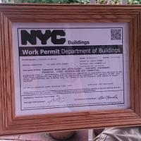 picture frame - Woodworking Project by Brian