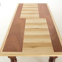 Coffee table - Woodworking Project by HINSON
