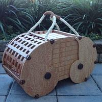 PICNIC BASKET - Woodworking Project by kiefer