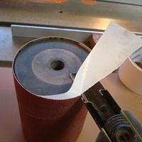 SHOP MADE SPINDLE SANDER SLEEVES (EDIT JUNE 23 ) - Woodworking Project by kiefer