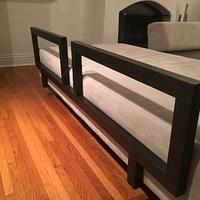 Needed a backing - Woodworking Project by Indistressed