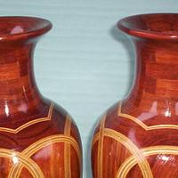 MY IDENTICAL TWINS  - Woodworking Project by Sam Shakouri