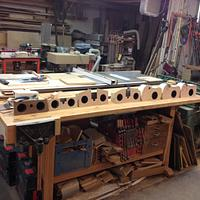 Smart phone accoustic amps - Woodworking Project by Narinder Jugdev
