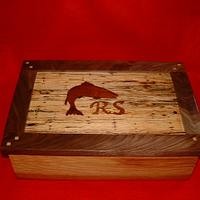 box for a friend - Woodworking Project by grizzman