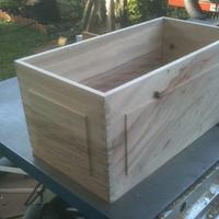 Gifkins Dovetail Jig Box - Woodworking Project by RobsCastle