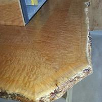 Fire place slabs - Woodworking Project by Glaros Studios