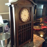 2nd clock - Project by Jeff Moore