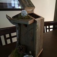 2 more bird houses BC style - Woodworking Project by Sheri Noble, woodworking at it's finest!