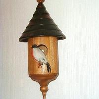 House for a fake Bird