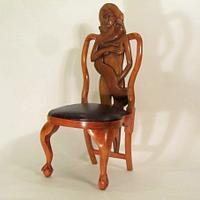 Snaker Style Chair - Temptation of Eve - Woodworking Project by Woodbridge