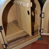 Domed box from the past - Woodworking Project by mike1950