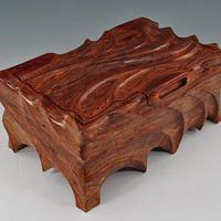 A box made from Cocobolo - Woodworking Project by Greg