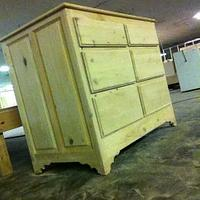 Dresser for my daughter - Woodworking Project by JrsWoodWorx