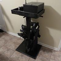 Tactical Gear Caddy - Woodworking Project by oldrivers